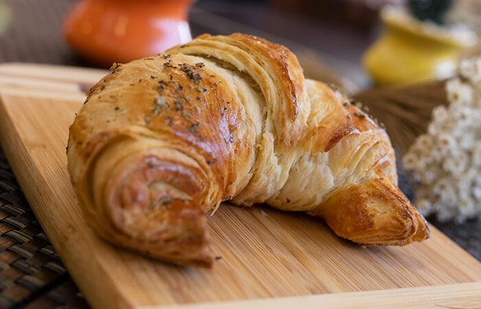 Croissants ou troxinha recheados