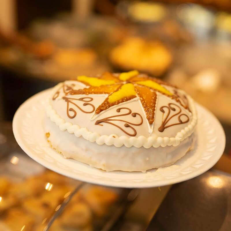 Torta Foundant
