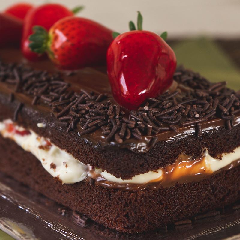 Torta Nega Delícia