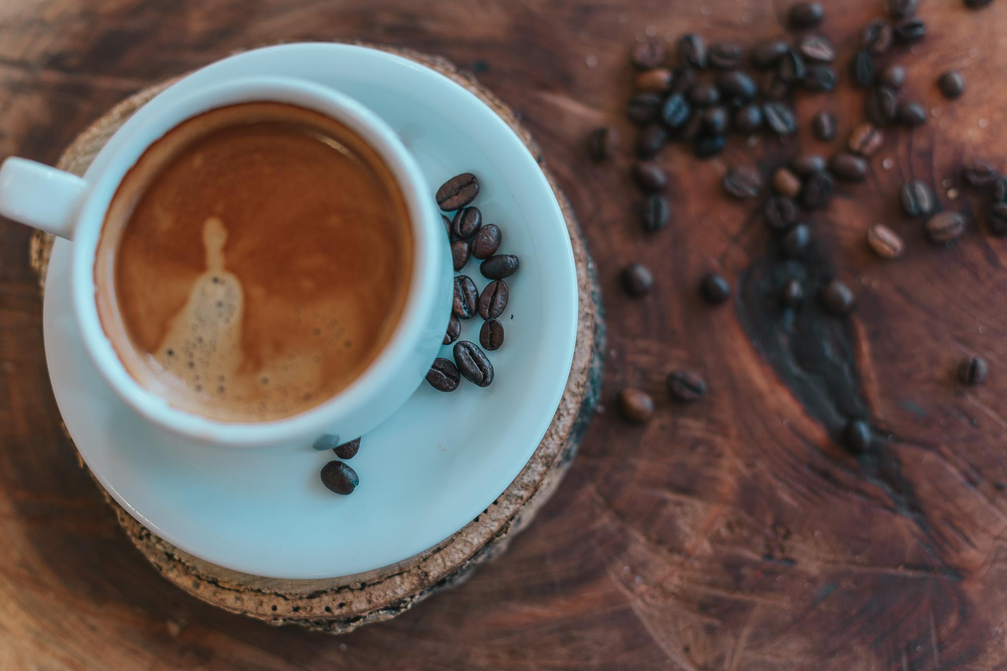 A história do café no mundo