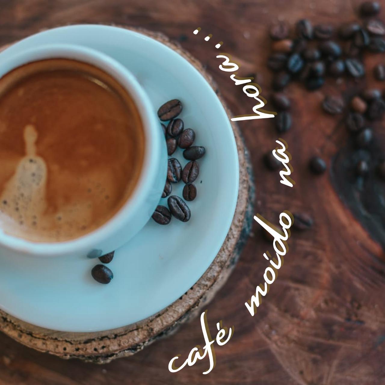Descubra por que você deveria tomar café moído na hora