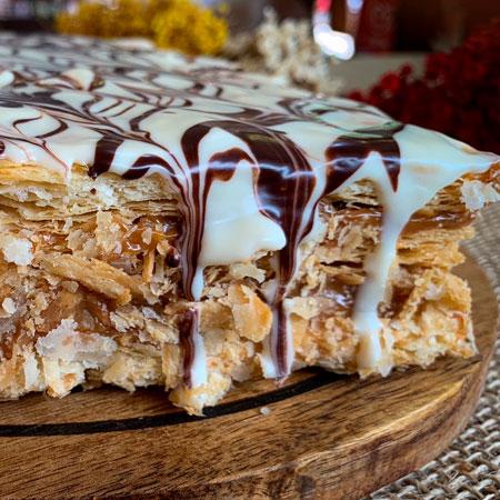 Torta Madrilhenha